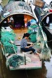 Fiskarefartyg Arkivfoto