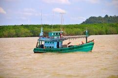 Fiskarefartyg Royaltyfri Bild
