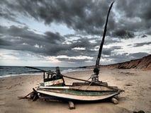 Fiskarehavre Royaltyfria Foton