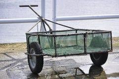 Fiskares vagn Arkivbilder
