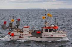 Fiskebåt Arkivfoton