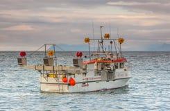 Fiskebåt Fotografering för Bildbyråer