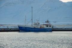Fiskebåt Palina Agustsdottir EA 85 Arkivfoto