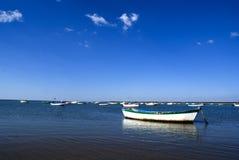 Fiskebåtar Royaltyfria Foton
