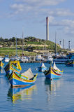 Fiskebåtar Royaltyfria Bilder