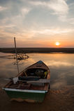 Fiskebåten Royaltyfria Foton