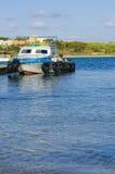 Fiskebåt Arkivfoto