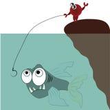 Fiskeföretag Arkivbilder
