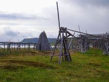 Fiskehjeller Στοκ εικόνες με δικαίωμα ελεύθερης χρήσης