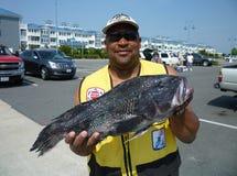 fiskeledareturnering Arkivbilder