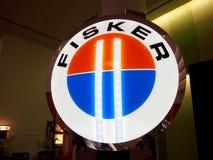 Fisker Auto Logo Stock Image