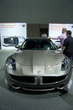 Fisker Karma coupe Royalty Free Stock Image