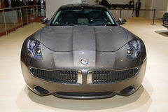 Fisker Karma EVER - 2013 Geneva Motor Show Royalty Free Stock Images