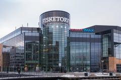 Fisketorvet, alameda de Copenhaga, Dinamarca Fotografia de Stock