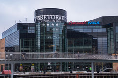 Fisketorvet, Copenhagen Mall, Denmark Royalty Free Stock Photos