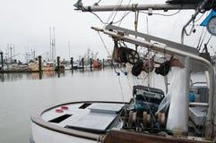 Fiskfartygakter Royaltyfria Foton
