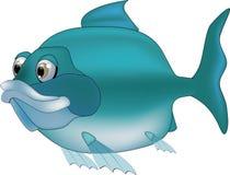 fiskflod Royaltyfri Bild