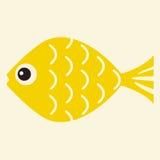 fiskillustrationvektor Fotografering för Bildbyråer