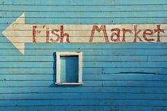 Fiskmarknad Royaltyfri Bild