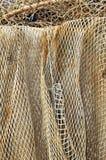 fisknät Royaltyfria Foton