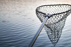 fisknät Arkivfoton