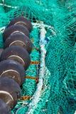 fisknät Royaltyfria Bilder