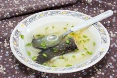 Fisksoppa arkivfoton