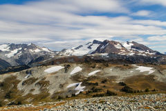 Fissile Mountain Royalty Free Stock Image