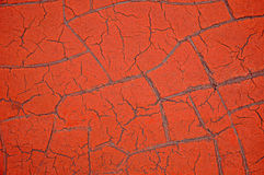 Fissure stone ground. Fissure stone floor as background Stock Image