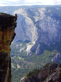 The Fissures - Yosemite NP Royalty Free Stock Photos