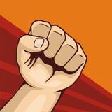Fist 01 Stock Image