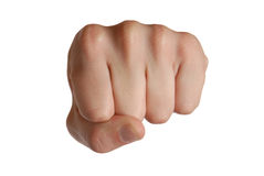 Fist Royalty Free Stock Images