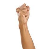 Fist. Stock Photos
