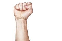 Fist. Stock Image