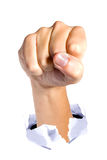 fist στοκ φωτογραφία με δικαίωμα ελεύθερης χρήσης