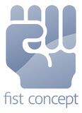 Fist Concept Stock Image