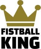 Fistball king Royalty Free Stock Photos