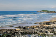 Fistral Beach  Newquay Stock Photo