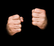Free Fists Royalty Free Stock Photos - 11378048