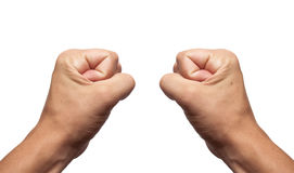 Fists Stock Image
