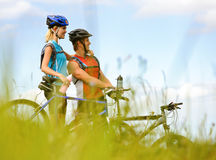 Fit active healthy lifestyle Royalty Free Stock Image