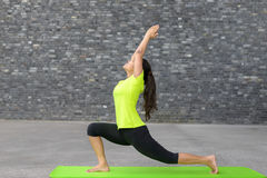 Free Fit Athletic Young Woman Doing Yoga Exercises Royalty Free Stock Image - 96595946