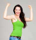 Fit and healthy woman Stock Photo