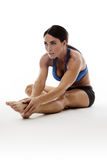 Fit and supple Stock Images