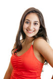 Fit Teen Girl Portrait Royalty Free Stock Image