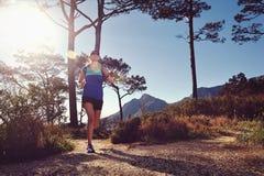Fit trail runner