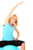 Fit woman Stock Photography