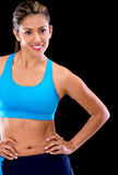 Fit woman Royalty Free Stock Photos