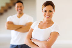 Fit woman Royalty Free Stock Images