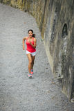 Fit woman running Stock Photography